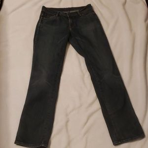 Seven for all mankind straight leg Jean's